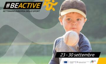 Lanciata nel 2015 dalla Commissione Europea e organizzata ogni anno dal 23 al 30 settembre, è iniziata una nuova edizione della Settimana Europea dello Sport, che promuove lo sport e gli stili di vita sani e attivi, al fine di incrementare il benessere fisico e mentale dei cittadini europei.