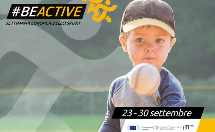 Ecco la Settimana Europea dello Sport realizzata da Sport e Salute. Mabasta c'è.