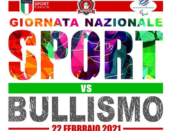 Giornata Nazionale SPORT vs BULLISMO