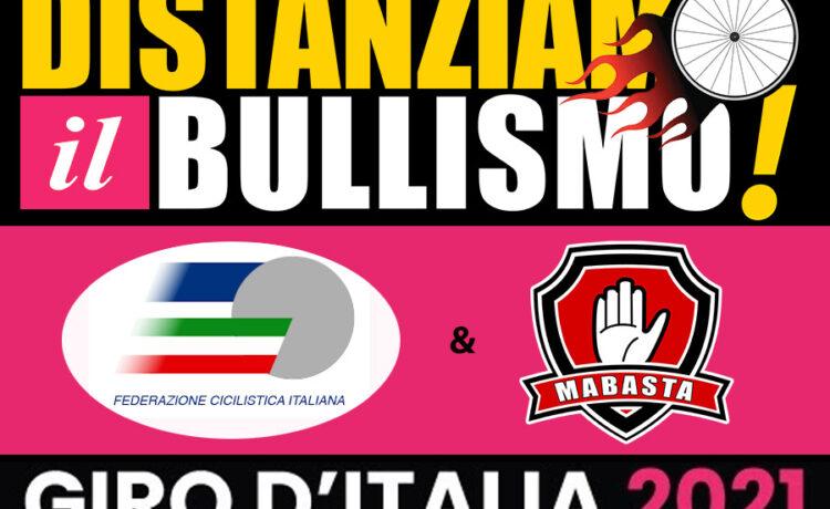 """Giro d'Italia 2021, Federazione Ciclistica Italiana affianca il progetto """"1000 a 0 – Sport Vince Bullismo Perde"""""""