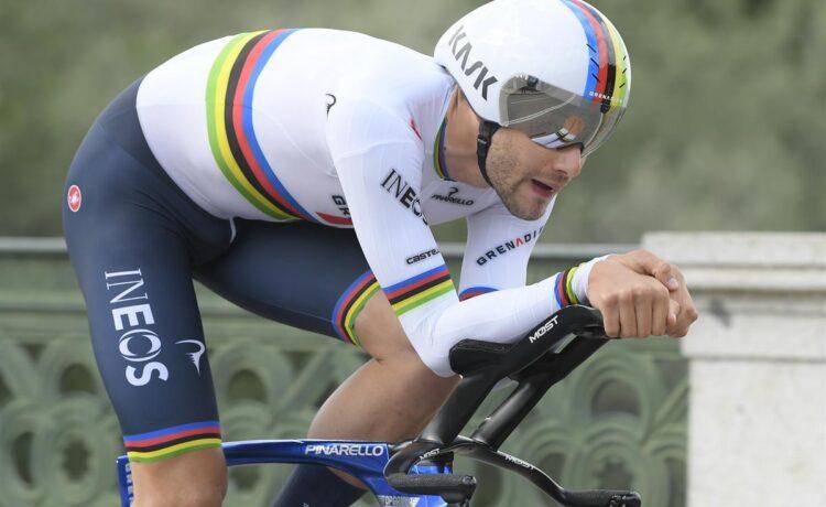 Giro d'Italia – Filippo Ganna un fulmine, ed è subito in Rosa