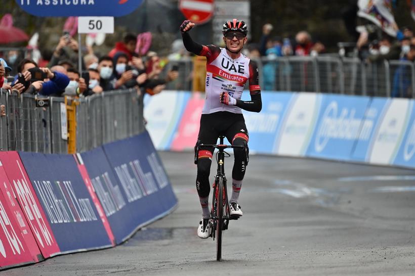 Assolo nel finale della quarta tappa – Fiorelli sul terzo gradino del podio