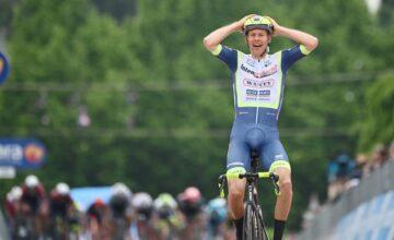 Giro d'Italia: Taco, fuga per la vittoria