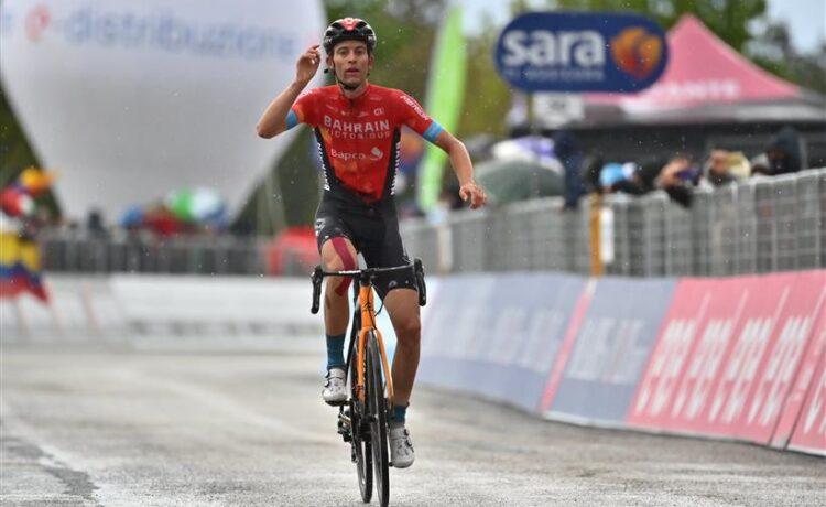 Giro d'Italia: Mäder vince la 6^ tappa