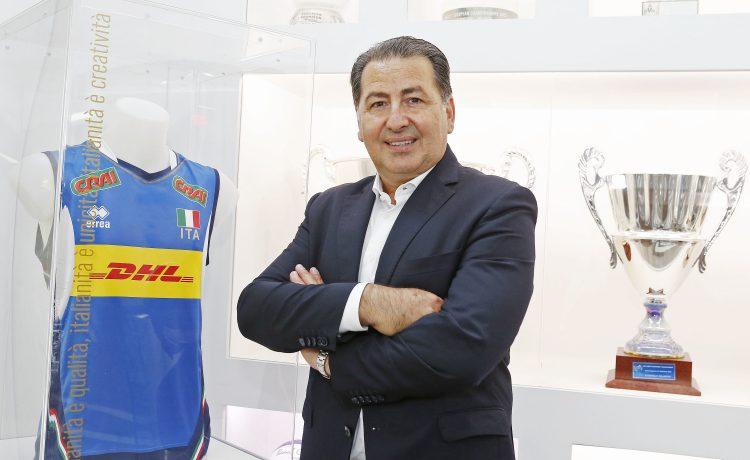 Ferdinando De Giorgi, il nuovo CT della Nazionale maschile di pallavolo (FIPAV), è salentino!