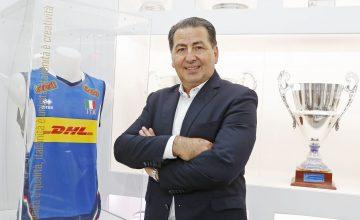 Il nuovo coach subentrerà dagli Europei.