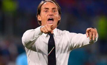 """Spinazzola premiato come man of the match: """"Partita perfetta, vedere i tifosi sugli spalti è un'emozione incredibile"""". Bonucci predica calma: """"E' solo la prima tappa di un lungo percorso"""""""