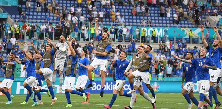 """Mancini: """"Meglio non si poteva fare, oggi abbiamo dimostrato che tutti sono titolari"""""""