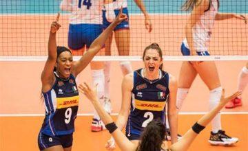 La Nazionale guidata da Bellano vince il secondo oro per la categoria battendo in finale la Serbia 3-0