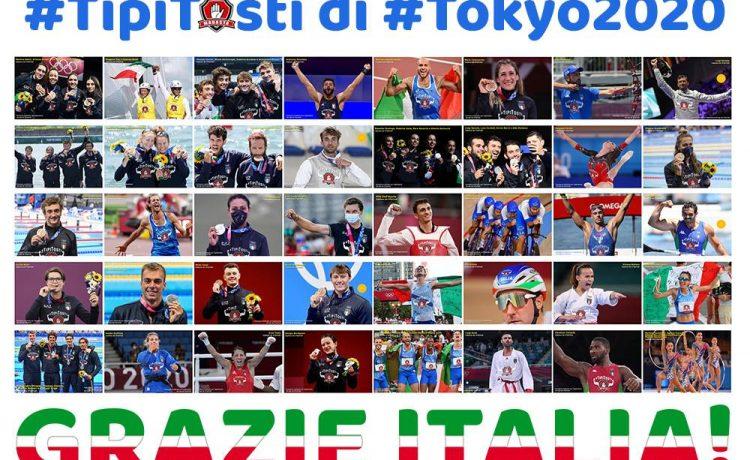 Italia a 40 medaglie, superato il record assoluto